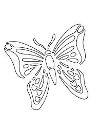 butterfly stencil printable jjcat me