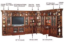Home Office Bookcase Parker House Modular Home Office Set Ph Bar 8