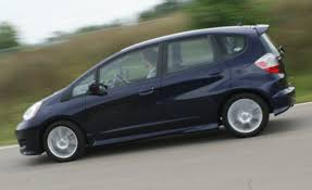 What Year Did The Honda Fit Come Out 2009 Honda Fit Sport Automatic U2013 Instrumented Test U2013 Car And Driver