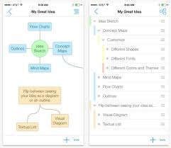 8 diagramming apps for better brainstorming on the go