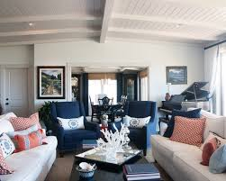 Modern Blue Living Room by Best 25 Coral Living Rooms Ideas On Pinterest Coral Color Decor