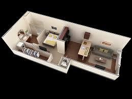 one bedroom house plan one bedroom houseapartment plans one bedroom house in bedroom