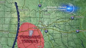 Weather Map Dallas by Severe Weather Possible Sunday Cbs Dallas Fort Worth