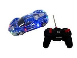 light up remote control car haktoys light up rc car for kids boys girls with spectacular