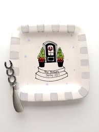 New Home Gift by Personalized Wedding Plate Gift Gallery Wedding Decoration Ideas