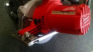 Skil 3600 02 by Milwaukee M18 Cordless 5 3 8 U2033 Metal Saw Workshop Addict Wood