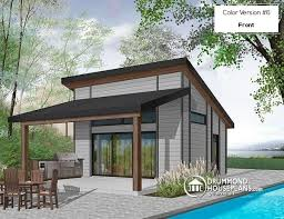 Garage Pool House Plans by 147 Best Small House Plans U0026 Affordable Home Plans Images On