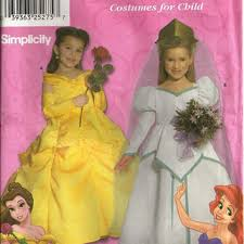 Sewing Patterns Halloween Costumes Simplicity 9902 Disney Princess Sewing Adele Bee Ann Sewing