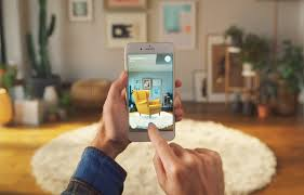 ikea u0027s place app for ios previews furniture in your home