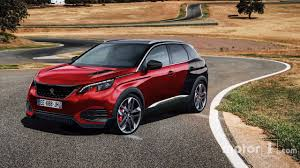 peugeot gti 2017 peugeot set to confirm new 3008 gti