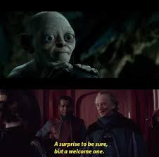 The Hobbit Meme - the first time you see a hobbit meme on r prequelmemes prequelmemes