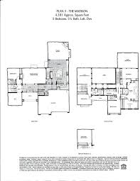 ponderosa estates floor plans pleasanton ca luxury custom homes for sale 09 jpg