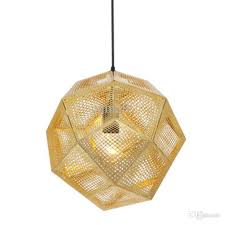 gold ceiling light fixtures tom dixon etch light pendant l modern chandelier ceiling l