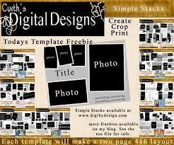 curth u0027s digital designs some yearbook layouts done
