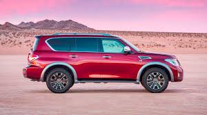 2017 nissan armada ny auto show 2017 nissan armada swaps from truck basis to bomb proof global