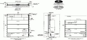 commercial garage door sizes doortodump rv garage door sizes
