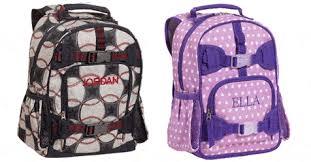 Pottery Barn Mackenzie Backpack Review Best Preschool U0026 Little Kid Back To Backpacks