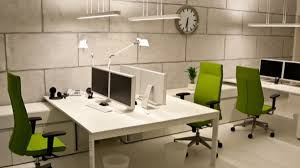 Affordable Interior For Small Office Designs With Square Table - Affordable interior design ideas