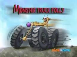 monster truck folly catdog wiki fandom powered wikia