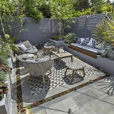 Patio Pictures And Garden Design Ideas Small Garden Design Garden Ideas Pinterest Small