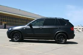 matte black lexus rx 350 yet another matte black overkill mini cooper s this time