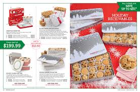 mrs fields holiday 2015 online catalog