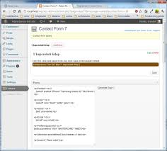 mini guide to contact form 7 u2013 over millions vectors stock photos