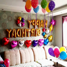 100 simple birthday decorations at home birthday party