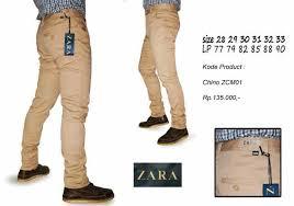 Celana Zara celana zara chino jual celana murah celana murah