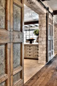 Sliding Kitchen Doors Interior 25 Best Interior Sliding Barn Doors Ideas On Pinterest Interior