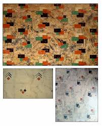 florida meets mid century modern cool hep fifties flooring