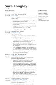 Resume For Veterinarian Veterinarian Resume Resume Templates