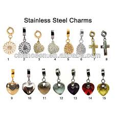 custom charms custom stainless steel charms custom stainless steel charms