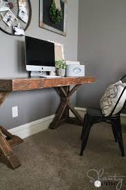 How To Build A Dining Room Table Plans by Best 25 Build A Desk Ideas On Pinterest Cheap Office Desks