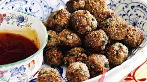 cuisiner des boulettes de viande recette de boulettes de viande au sésame l express styles