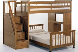 Bed  Single Bunk Bed With Desk Dramatic Childrens Bed With Desk - Small single bunk beds