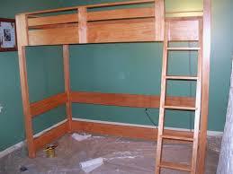 Free Twin Xl Loft Bed Plans by Twin Loft Bed Plans Free Tag Charming Plans Loft Bed Photo