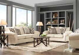 Rooms To Go Living Room Furniture by Chesapeake Beige 8 Pc Living Room Living Room Sets Beige