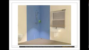shower designs for a small bathroom youtube