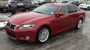 lexus hybrid hatchback 2013 lexus certified pre owned red 2013 gs 450h hybrid luxury package