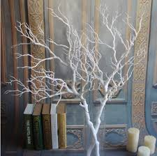 tree branch centerpiece new arrival wedding props decorations white coral tree branches