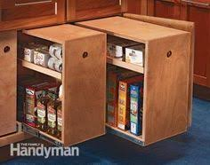 store your cutting board under your cupboard and save precious