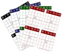 15 best bingo images on pinterest bingo template bingo card