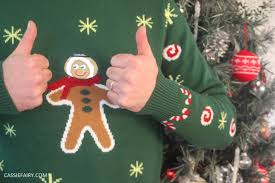 christmas jumper day u0026 my animated gingerbread man