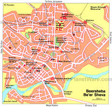 sheva israel map 10 top tourist attractions in the negev region planetware