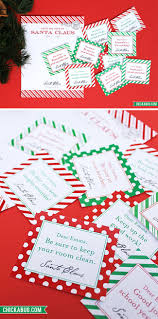 new in the shop personalized notes from santa chickabug