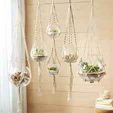 Hanging Indoor Planter by Best 10 Macrame Plant Hangers Ideas On Pinterest Plant Hanger