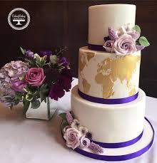 Purple And White Wedding 75 Best My Wedding Cakes Images On Pinterest Ivory Wedding Cake
