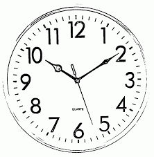 coloring pages best clock coloring page printable for kids cuckoo