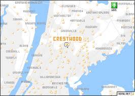 crestwood map crestwood united states usa map nona